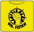 Mr. Fister T-Shirt