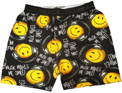 Music Makes Me Smile! Boxer Shorts