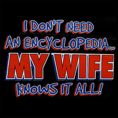 My Wife Knows It All Men's T-Shirt