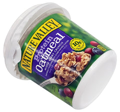 Nature Valley Mixed Berry Crunch Oatmeal Diversion Safe