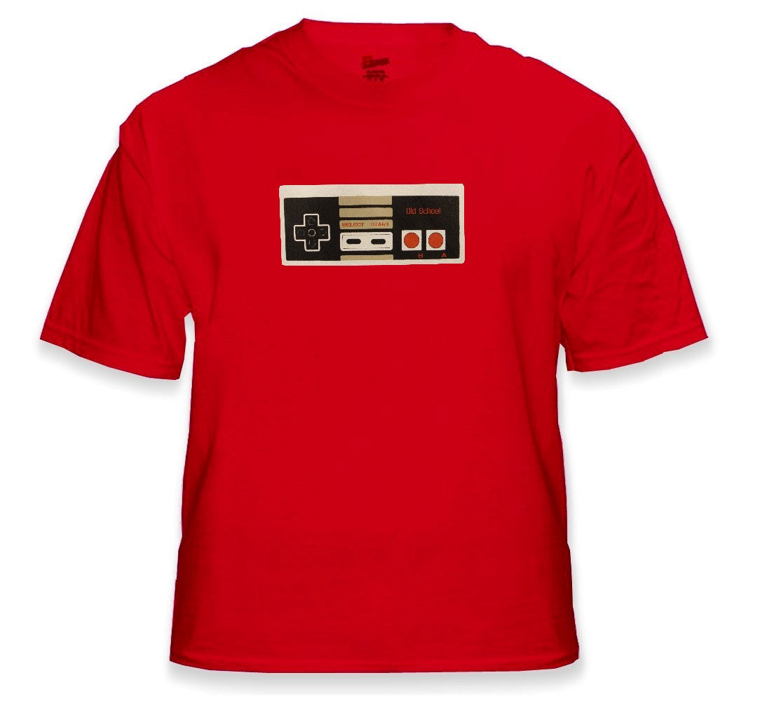 NES Old School Game Controller T-Shirt