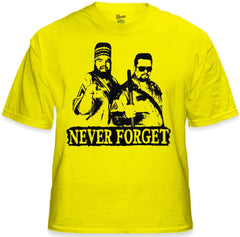 "Never Forget Wrestling ""The Twin Towers"" WWF T-Shirt"