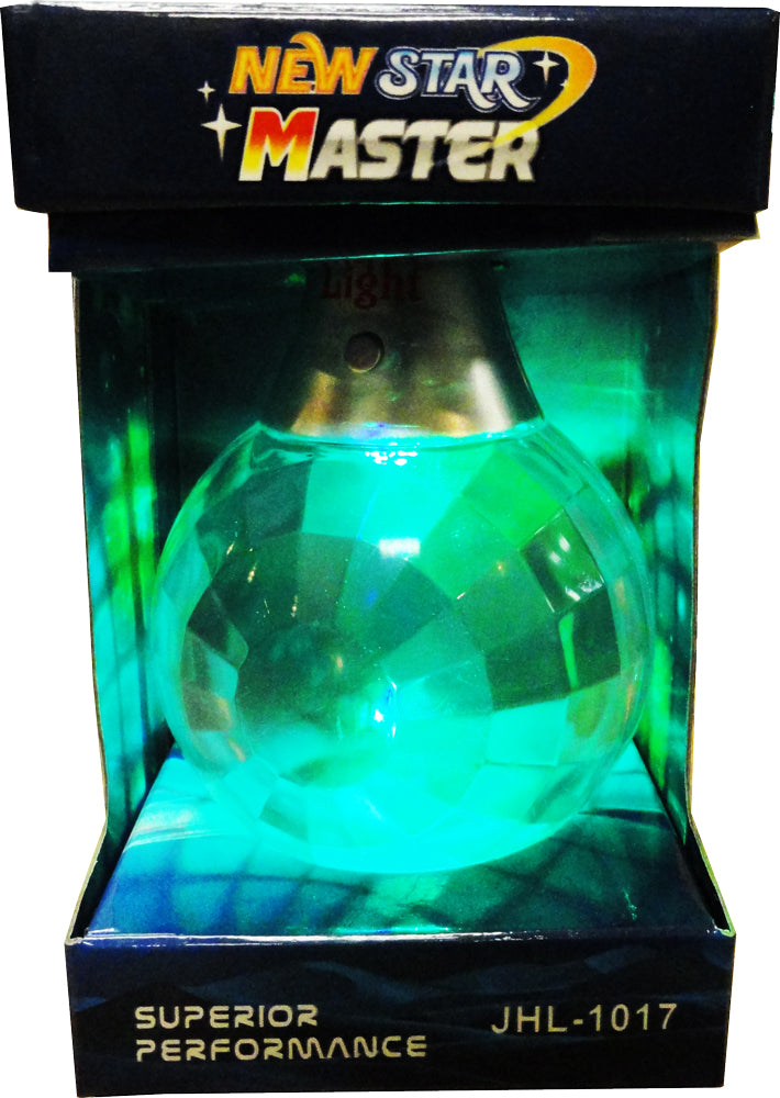 New Star Master - LED Raver Toy With Necklace