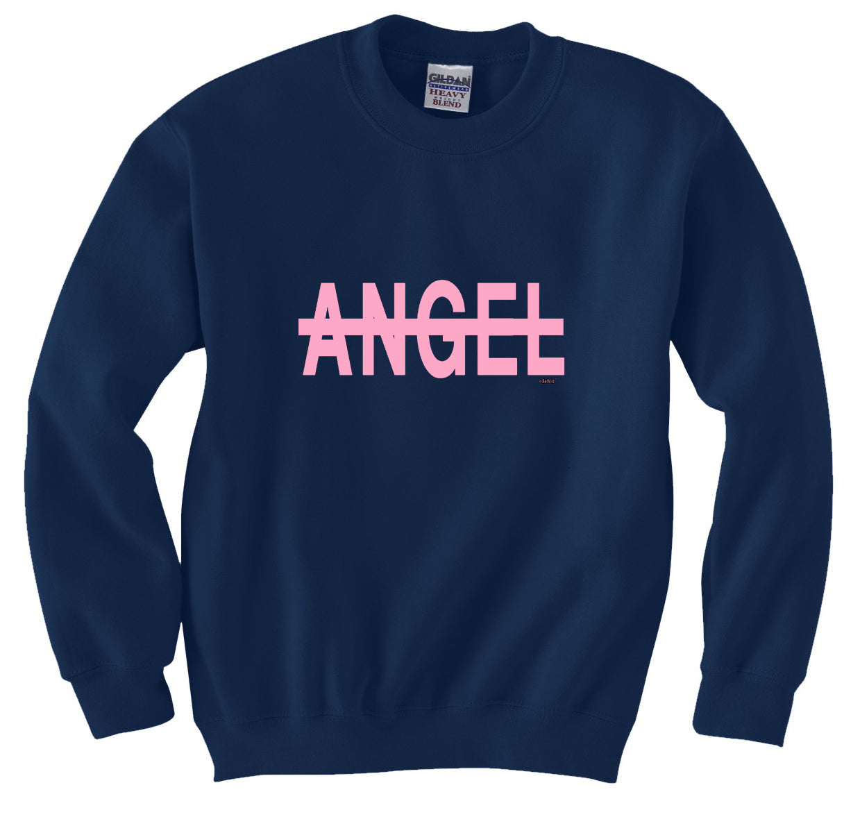 """No Angel"" Watermelon Crewneck Sweatshirt"