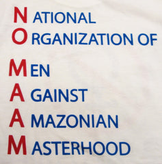 No MA'AM - Married With Children T-Shirt