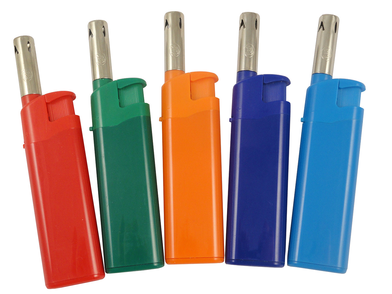 No More Burning Your Fingers Refillable Pipe Lighter (Assorted)