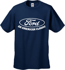 "Official Ford ""An American Classic"" Men's T-Shirt"