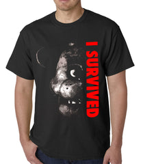 Official I Survived Five Nights At Freddy's Mens T-shirt
