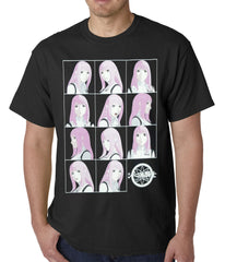 Official Knights of Sidonia Honoka Sisters Mens T-shirt