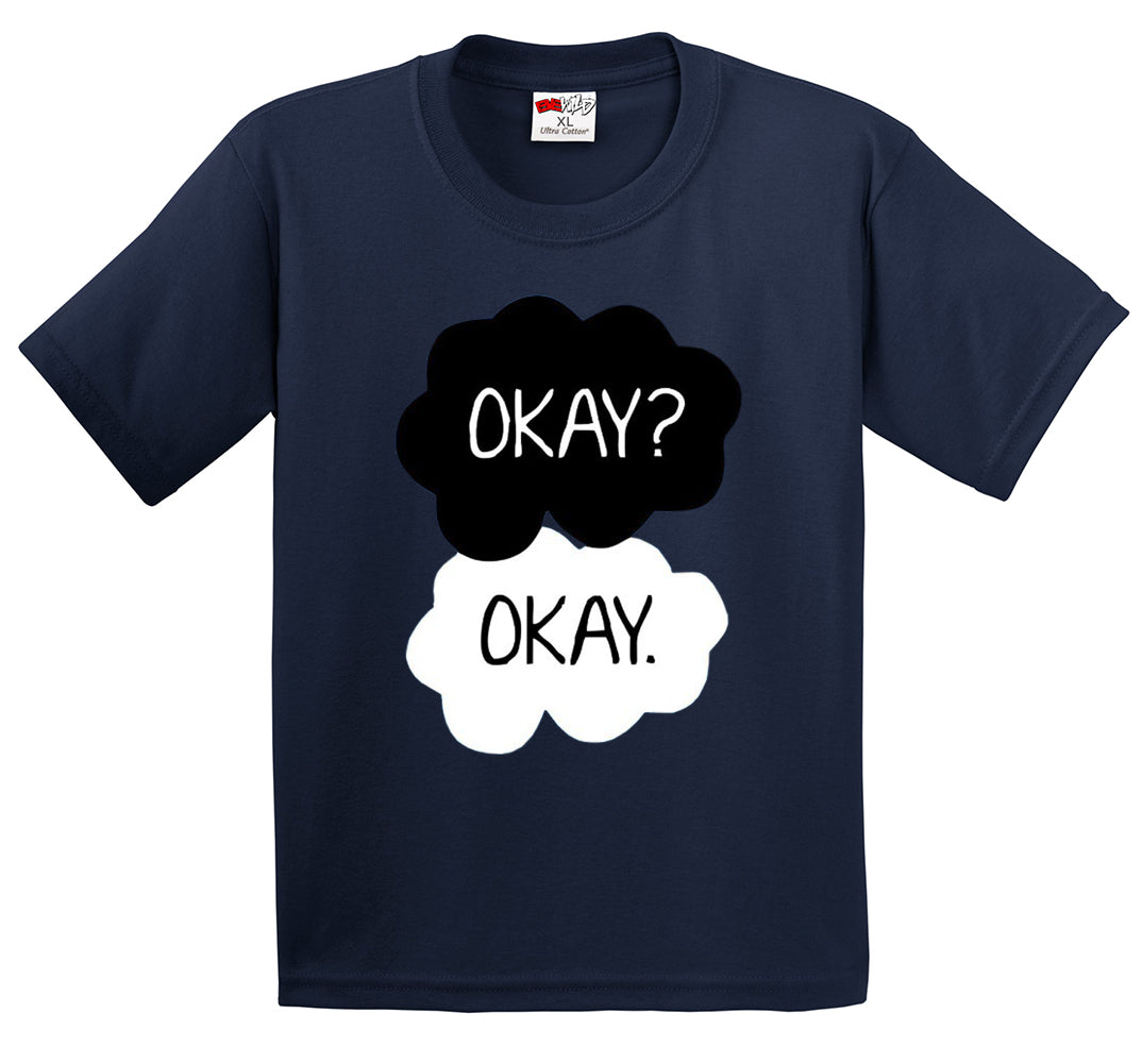 """Okay? Okay."" Quote Men's T-Shirt"