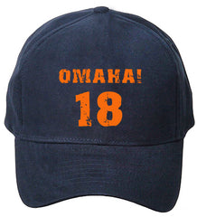 Omaha!  Baseball Hat