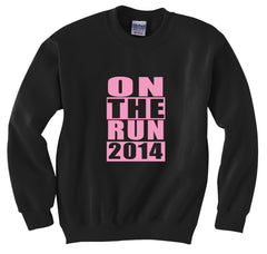 On The Run 2014 Crewneck Sweatshirt