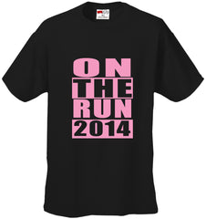 On The Run 2014 Men's T-Shirt