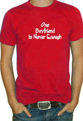 One Boyfriend T-Shirt (Mens)