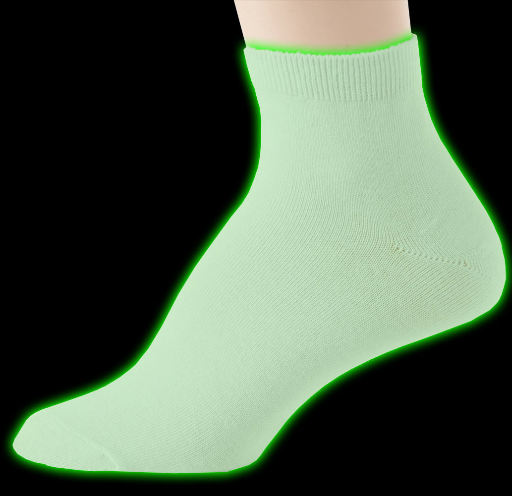 One Pair of Glow in the Dark Socks