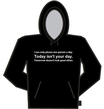 ...One Person A Day Hoodie