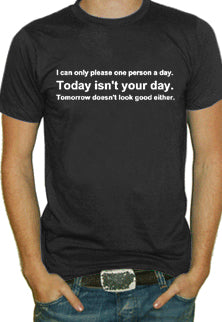 ...One Person A Day T-Shirt