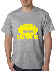 Oregon Football Champions Mens T-shirt