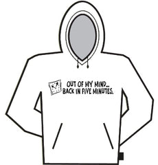 Out Of My Mind Hoodie