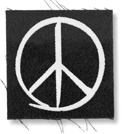 Peace Stitch Patch
