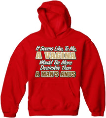 Phil Robertson Quote  Adult Hoodie