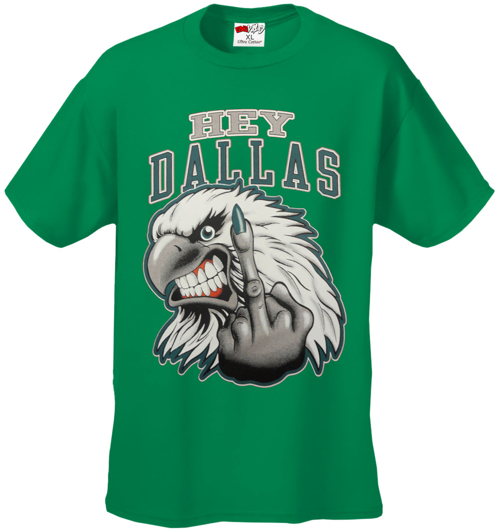 Philadelphia Fan - Hey Dallas Mens T-shirt