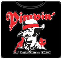 Pimpin' T-Shirt (Black)
