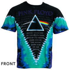 Pink Floyd Tshirt - Pink Floyd Dark Side Of The Moon T-Shirt