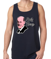 Pink Freud T-Shirt :: Sigmund Freud Tank Top
