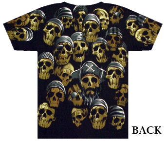 Pirate Skulls T-Shirt