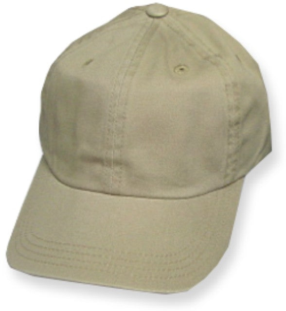 Plain Cotton Baseball Hats