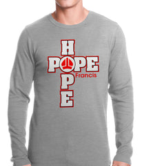 Pope Francis - Hope Thermal Shirt