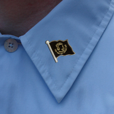 POW Flag Lapel Pin