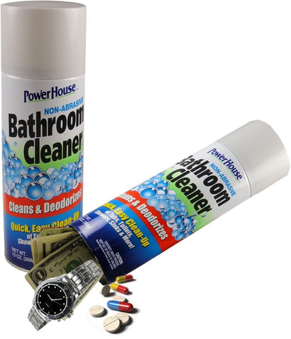 Bathroom Cleaner Diversion Safe