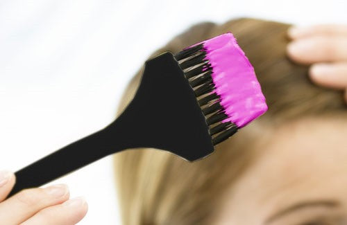 Professional Hair Dye Applicator Brush