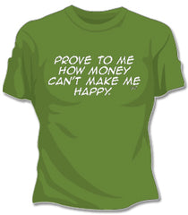 Prove to Me Girls T-Shirt