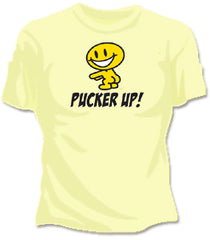 Pucker Up Girls T-Shirt