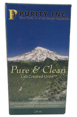 Purity Inc - Pure & Clean Lab Created Urine (Unisex)