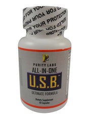 Purity Labs - ALL-IN-ONE U.S.B. Full Body Cleanse Dietary Supplement