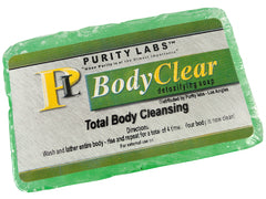 Purity Labs - Body Clear Detoxifying Soap