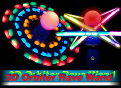 Club Toy of the Year! 3D Orbiter Rave Wand