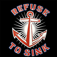 Refuse To Sink Girl's T-Shirt