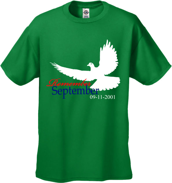 Remember September 9/11 Men's T-Shirt