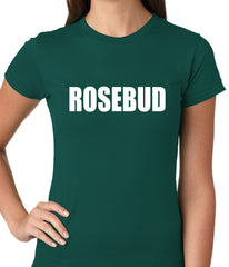 Rosebud Ladies T-shirt
