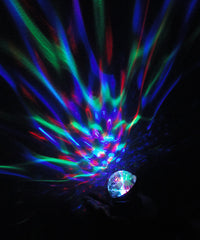 Rotating Kaleidoscope Lamp