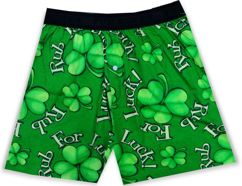 Rub For Luck Boxer Shorts