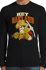 San Francisco Fan - Hey Oakland Thermal Long Sleeve Shirt