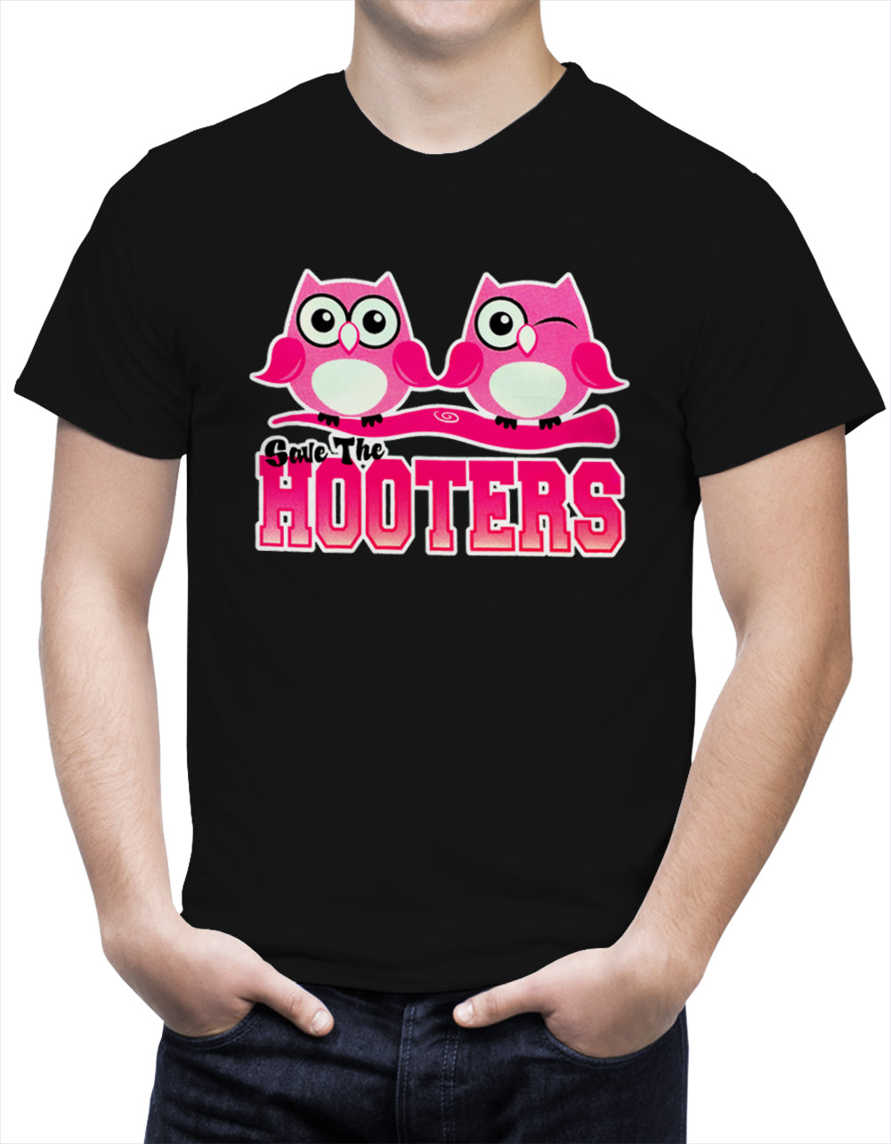 Save The Hooters Men's T-Shirt