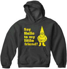 Say Hello To My Little Friend Hoodie