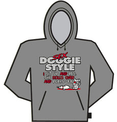Sex Doggie Style Hoodie